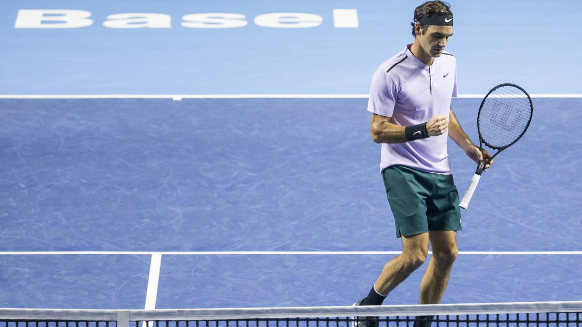 Roger Federer to face Del Potro in his 13th Basel final