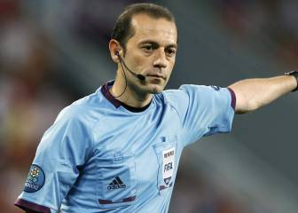 Cüneyt Çakir to officiate Tottenham-Real Madrid UCL tie
