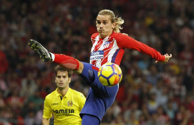 Antoine Griezmann | The French forward has not scored for five matches. He last found the net in the Champions League defeat to Chelsea on 27 September.