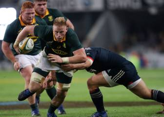 South Africa chosen as preferred bid for Rugby World Cup 2023