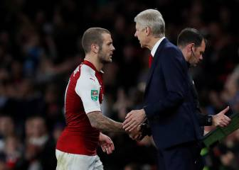 Wilshere is ready for England recall, says Wenger
