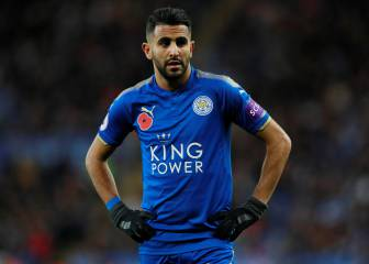 Mahrez absent from 30-man African Player of the Year list