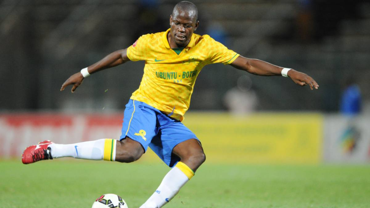 Sundowns sink Pirates as Kekana scores from half-way line
