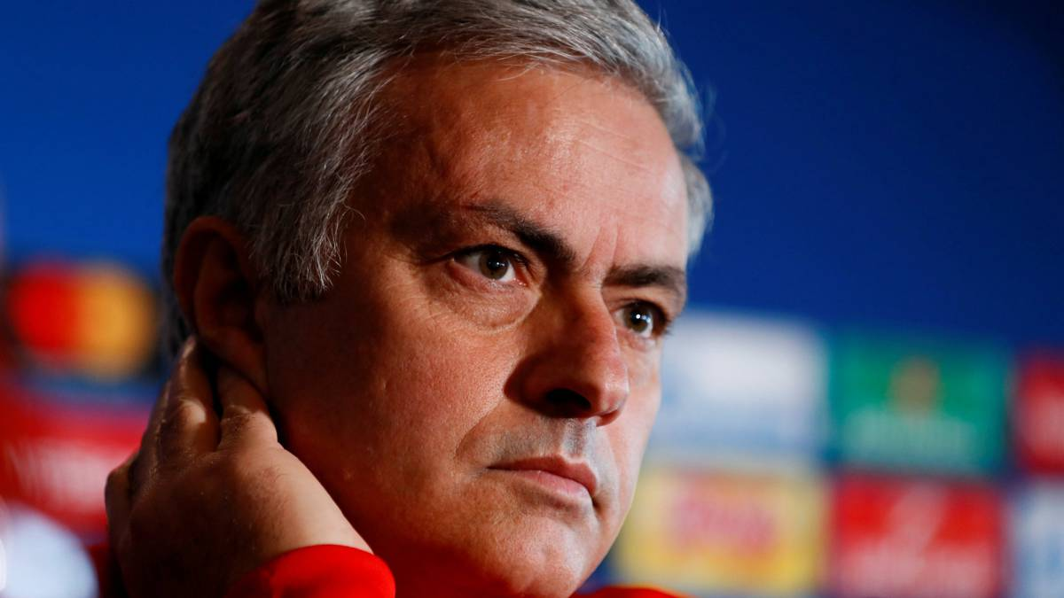 "Mourinho puts Real Madrid defeat into context: ""Tottenham couldn't score against us"""