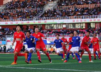 Tibetan side spur altitude issue after reaching Chinese league