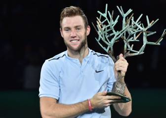 Sock lands biggest title of career and a place in ATP Finals
