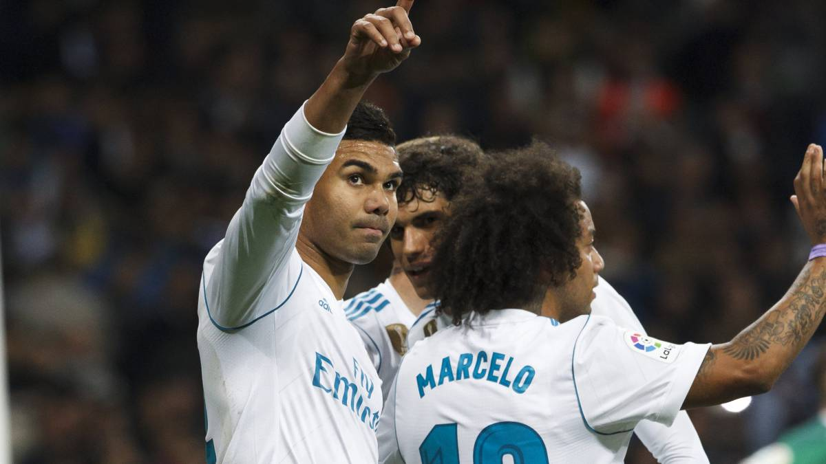 Real Madrid in brief: Casemiro, Benzema, Nacho, Vallejo
