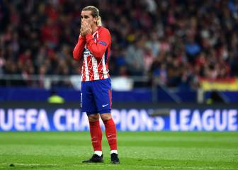 Atléti demand that Griezmann performs in line with his salary