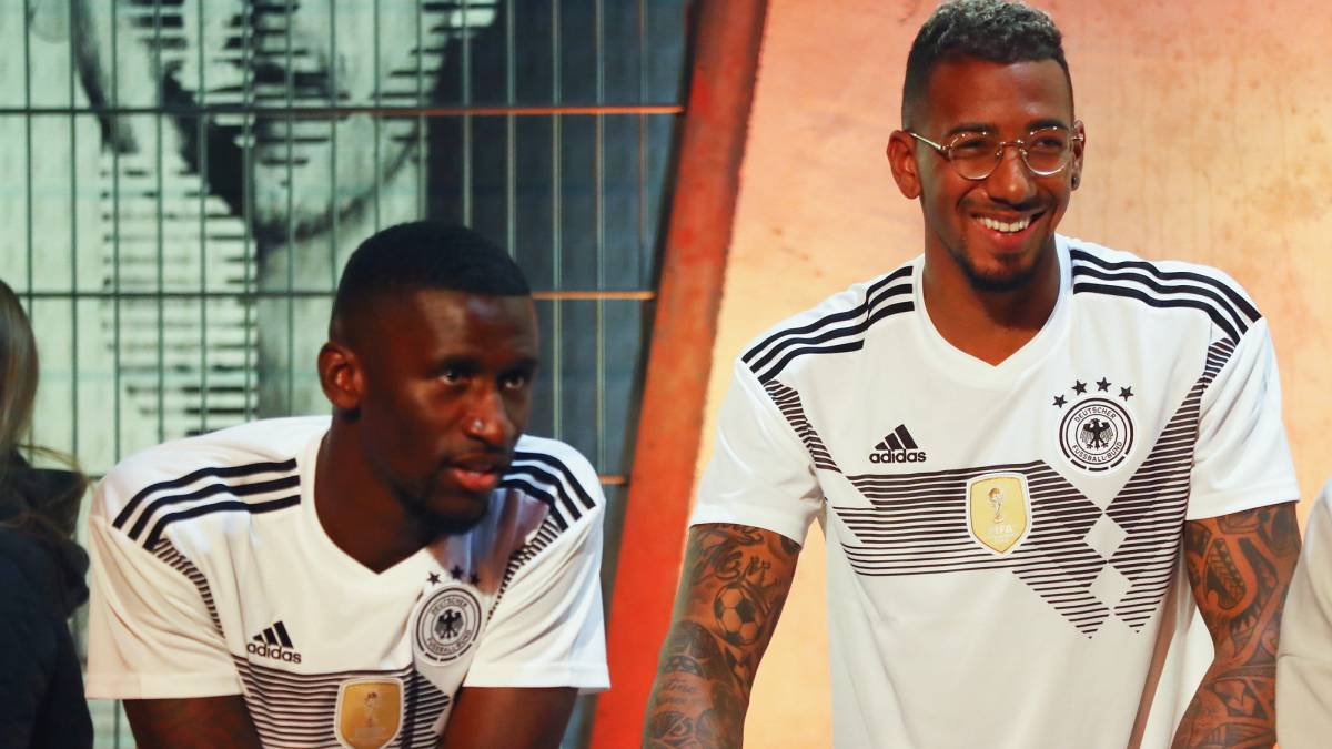 Boateng to miss England friendly; Toni Kroos, touch and go