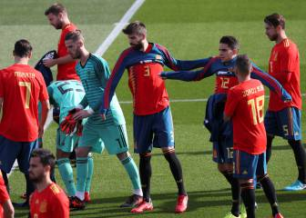 Spain vs Costa Rica: how and where to watch