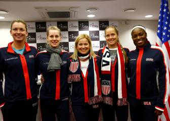 USA aiming to end 17-year Fed Cup wait against Belarus