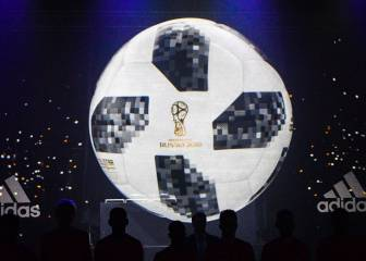 Introducing Telstar 18: official match-ball of the Russia 2018 World Cup