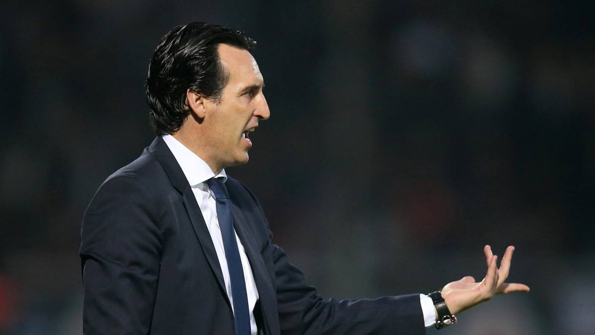 PSG looking for alternatives if Emery fails to deliver in Europe