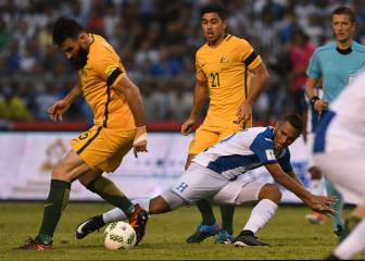 Stalemate in San Pedro Sula between Australia and Honduras