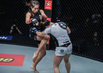 MMA fighter Angela Lee out of ONE Championship title defense following serious car accident