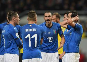 Pirlo joins the criticism as Italy fears the worst