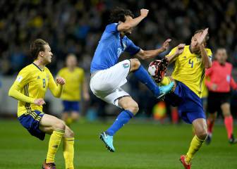 Italy vs Sweden: how and where to watch