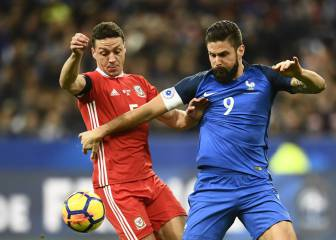 France lose Giroud for Germany clash