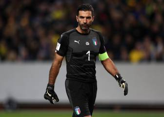 Italy veterans preparing for World Cup test against Sweden