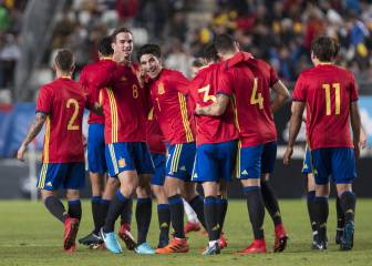 Spain vs Slovakia: how and where to watch