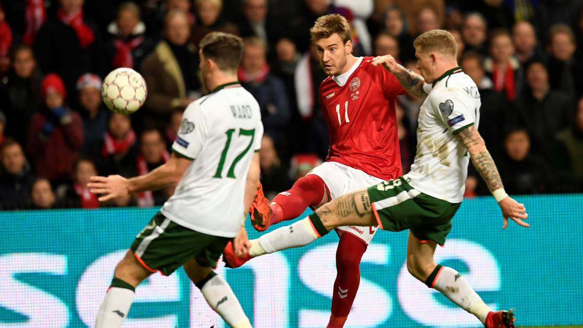 Ireland vs Denmark: how and where to watch: times, TV, online