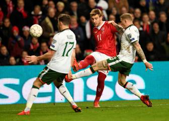 Ireland vs Denmark: how and where to watch
