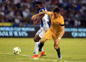 Australia vs Honduras: how and where to watch