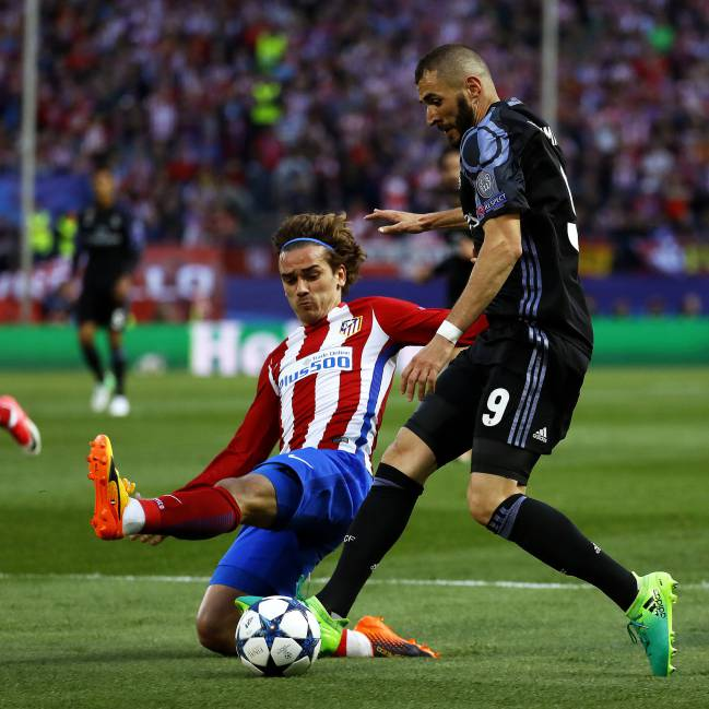Griezmann and Benzema | the first hurdle to overcome for Zidane.