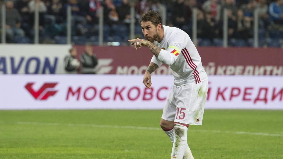 c88a05f9854 Russia 3-3 Spain  goals