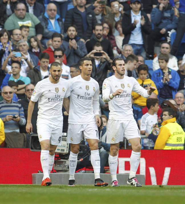 Could Real Madrid's BBC of Bale, Benzema and Cristiano be seeing its final days?