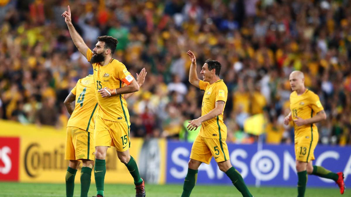 Australia 3-1 Honduras World Cup play-off: goals, match report, as it happened