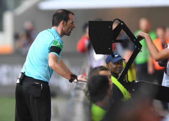 Will we see more video assistant referee (VAR) controversy?