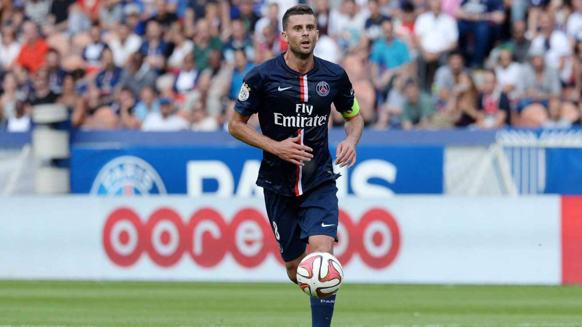 Knee surgery for PSG's Thiago Motta