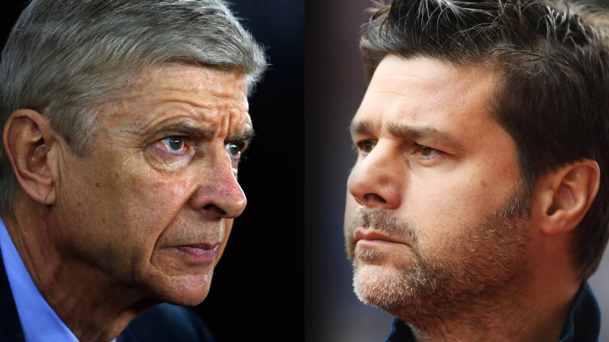 Everyone who talks about Wenger needs to show respect, says Pochettino