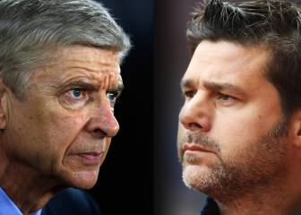 Wenger is a special manager, says Pochettino
