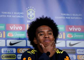 Chelsea's title defence 'difficult' due to in-form City, says Willian