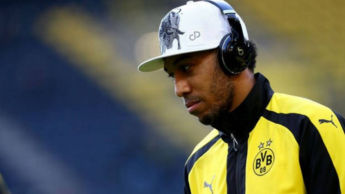Aubameyang confused by his Dortmund suspension