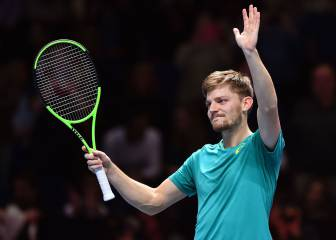 Goffin admits 'I don't know what to do' against Federer