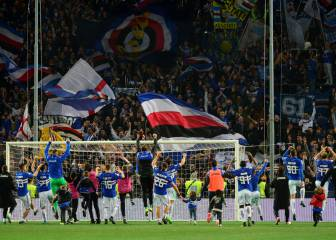 Sampdoria deliver