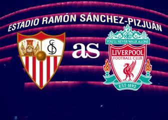 Sevilla vs Liverpool: how and where to watch