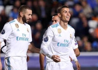 Ronaldo and Benzema silence the critics with goals