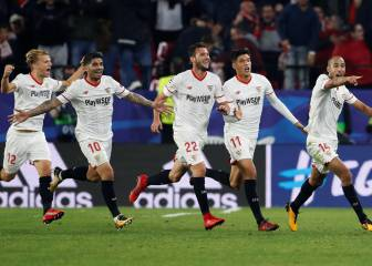 Sevilla stun Liverpool in six-goal Champions League thriller