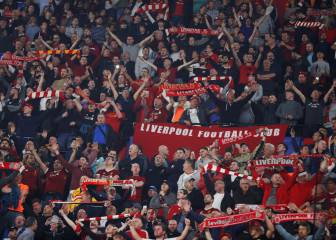 Liverpool to investigate fan reports of heavy-handed policing