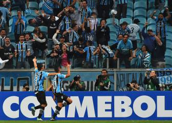 Advantage Gremio through late Cicero strike