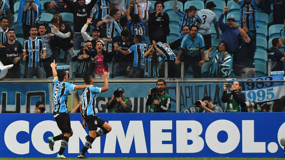 Gremio-Lanús live online: As it happened, goals, match-report
