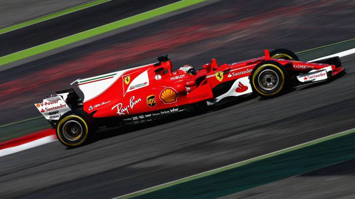 Formula One cars to lose their \'shark fins\' in 2018