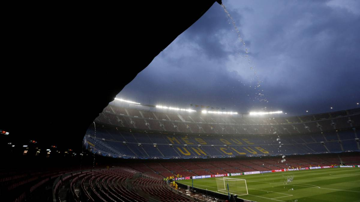 The Camp nou, Barcelona, Spain. Barcelona - Murcia: how and where to watch: times, TV, online