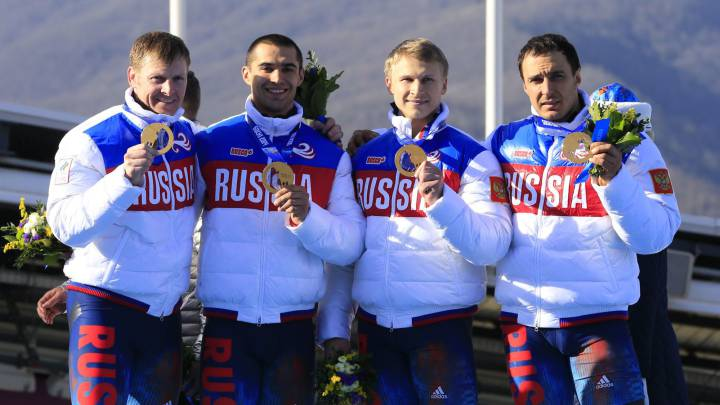 Two more Russian Sochi Winter Olympians stripped of golds