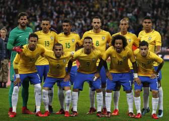 Neymar's Brazil confident ahead of World Cup draw