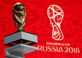 World Cup 2018 draw live